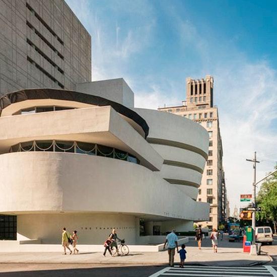 Solomon R. Guggenheim Museum Ticket