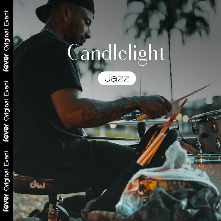 Candlelight Jazz Open Air: Marvin Gaye, Ray Charles & More