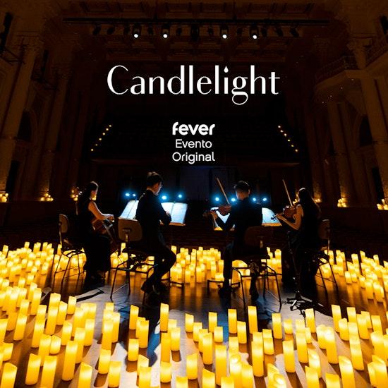 Candlelight: Las mejores canciones de anime bajo la luz de velas