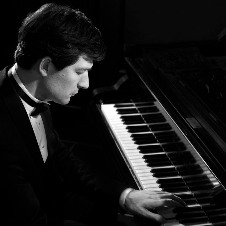 Live at the Independent: Concert by Pianist Konstantin Shamray