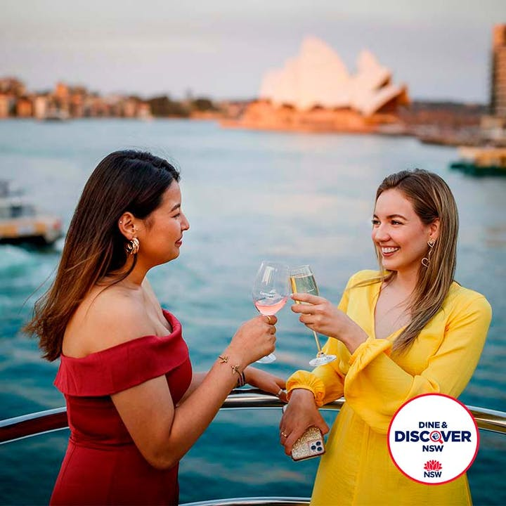 Sunset Dinner 3-Course Cruise