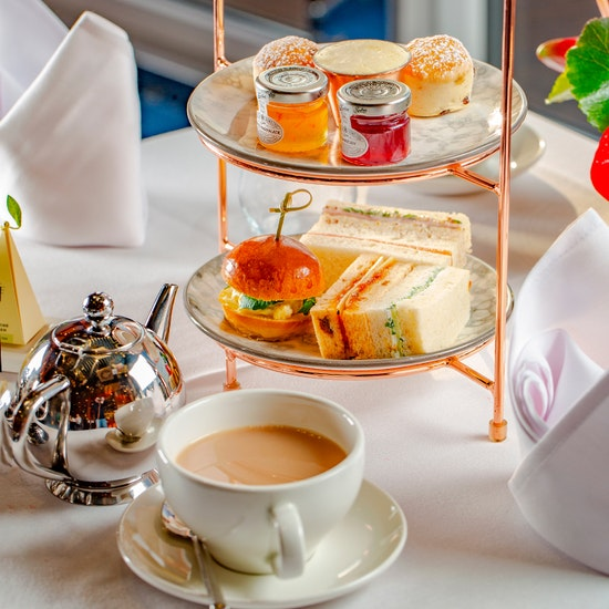 Champagne & Afternoon Tea Sunday Movie Experience