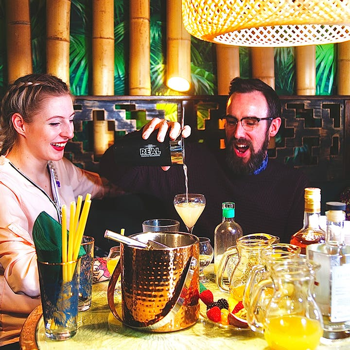 Tropical Cocktail Masterclass at Laki Kane