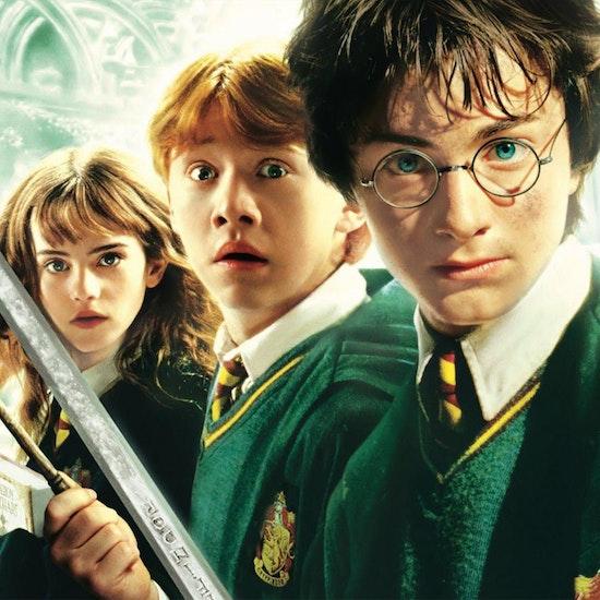 Harry Potter Bottomless Cinema!
