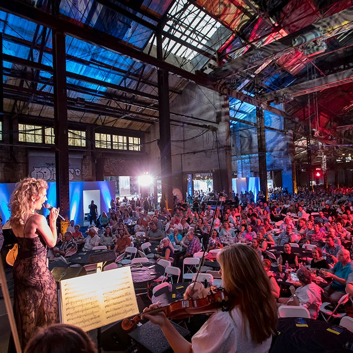 Pullman Pops: Hollywood Nights Symphony Orchestra