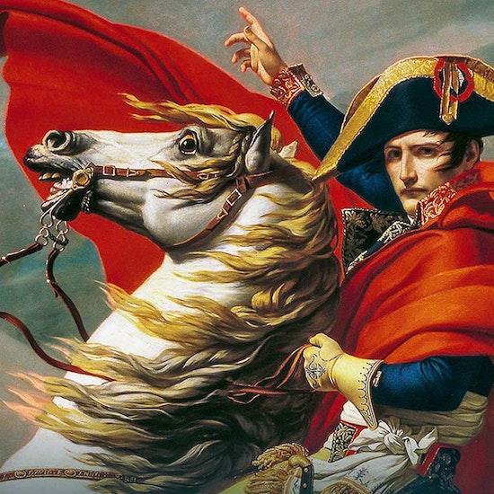 Napoléon à Versailles : Reconstitution historique grandeur nature
