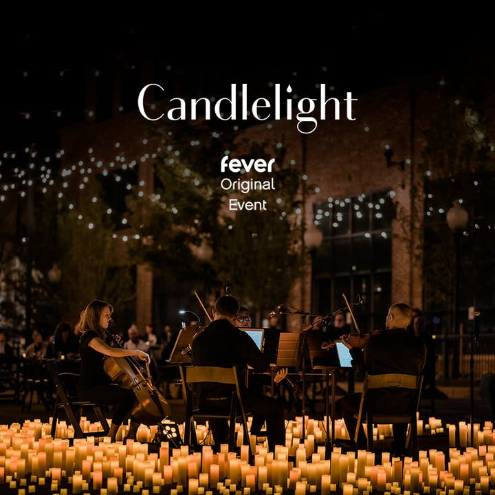 Candlelight Open Air: Songs from Magical Movie Soundtracks