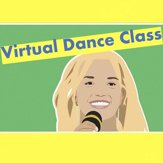 Cours de danse en ligne avec le chorégraphe des stars de la pop US !