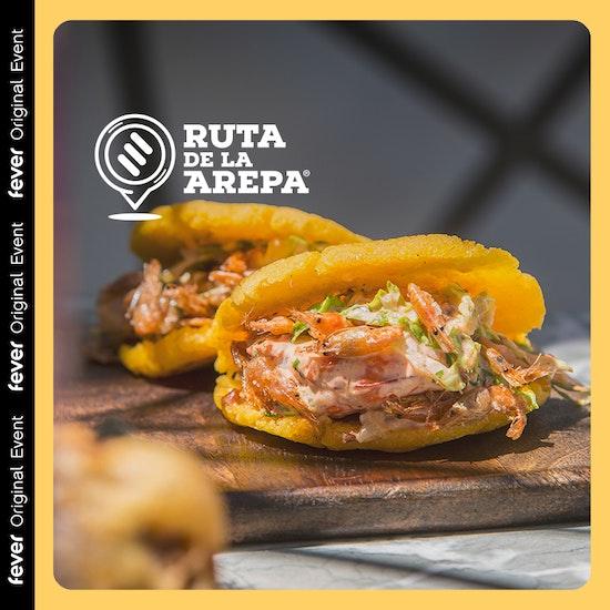 El Jardín de Diana: Arepa Gourmet en la terraza del Hyatt Gran Vía