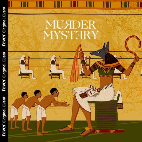Murder Mystery Online: La Leyenda de Tutankamón