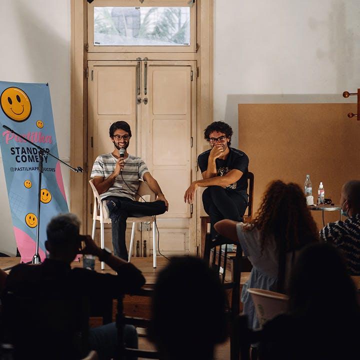 Noites de Stand-Up Comedy em Campo de Ourique