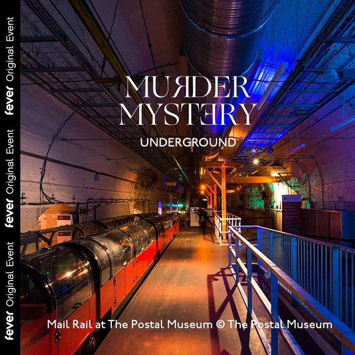 Murder Mystery: Murder on the Underground