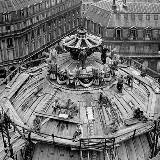 Visite virtuelle guidée : Le Paris des années folles