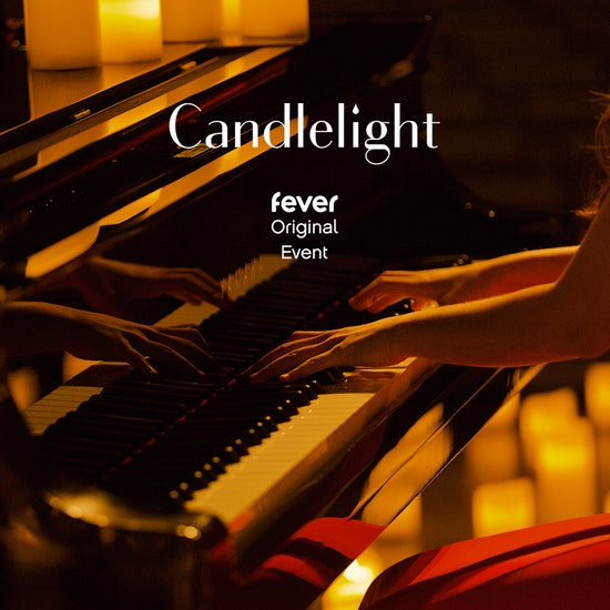 Candlelight Piano: Classic Songs from Movies and TV Shows