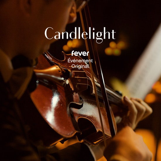 Candlelight Open Air : Hommage à Piazzolla, Duo à la bougie