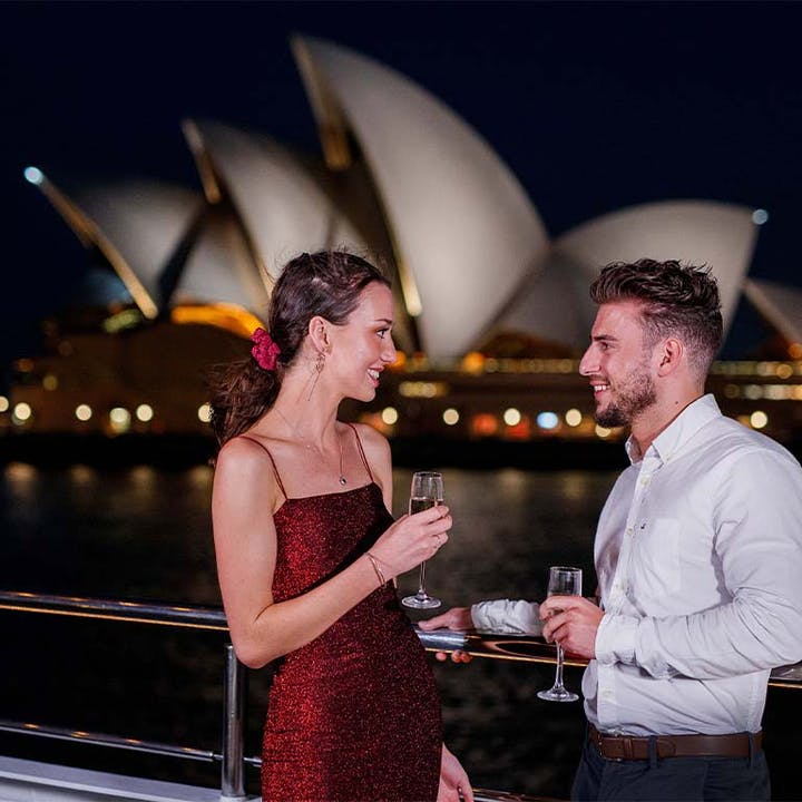 Penfolds Platinum and Gold Dinner Cruise