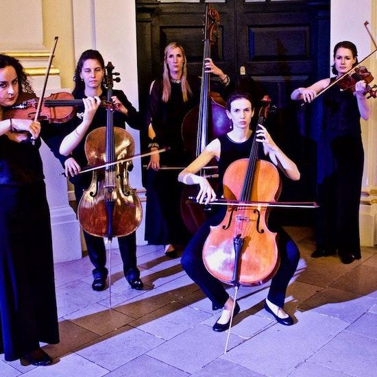 Vivaldi's Four Seasons by Candlelight: LMA Ensemble
