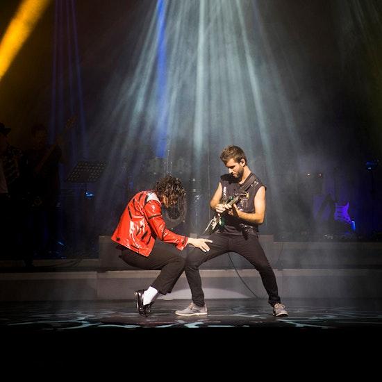I Want U Back: Tributo a Michael Jackson en Teatre Poliorama