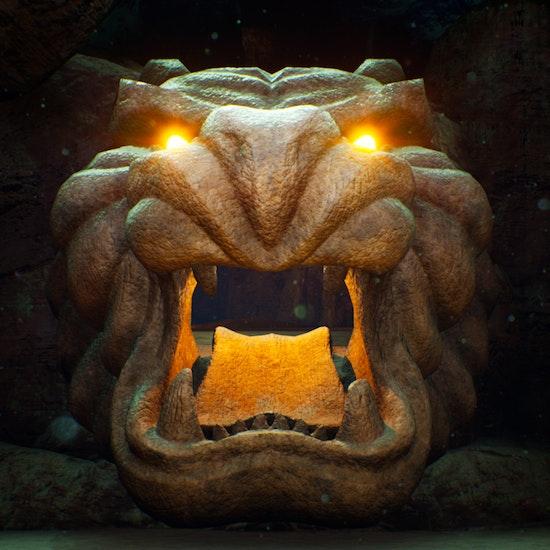 La Caverne aux Merveilles : L'escape room virtuel !