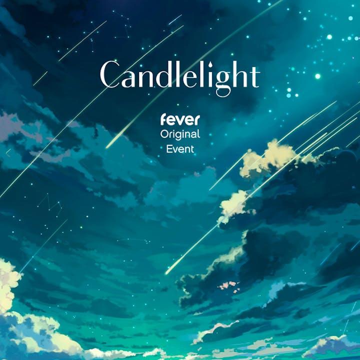 Candlelight: O melhor do anime à luz das velas