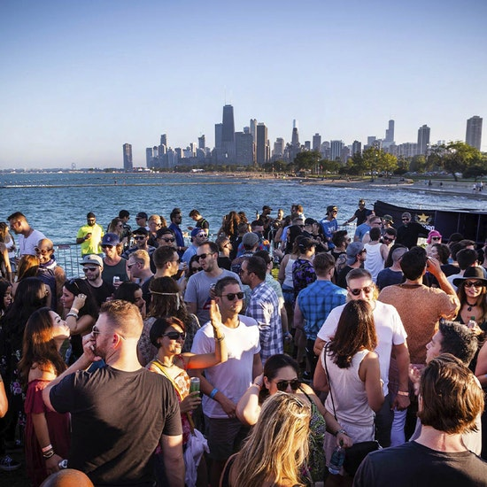 All Day I Dream of Chicago Bliss Lake Party!