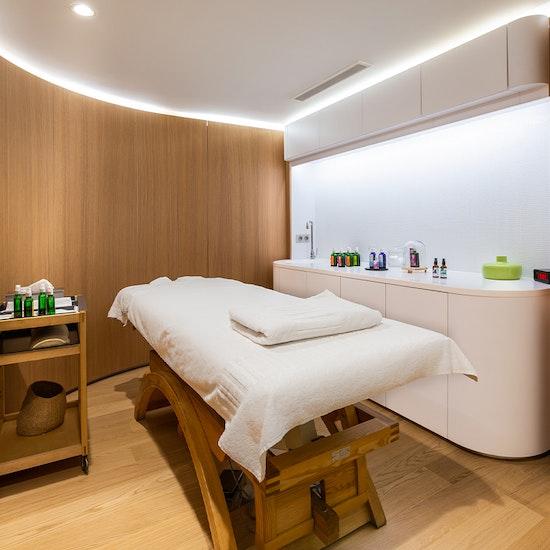 Instant détente & Massage à l'Espace Weleda