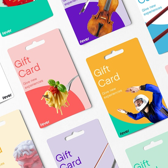 Fever Gift Cards