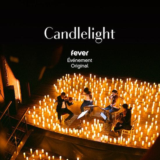Candlelight: Mozart, Quatuor à la lueur des bougies