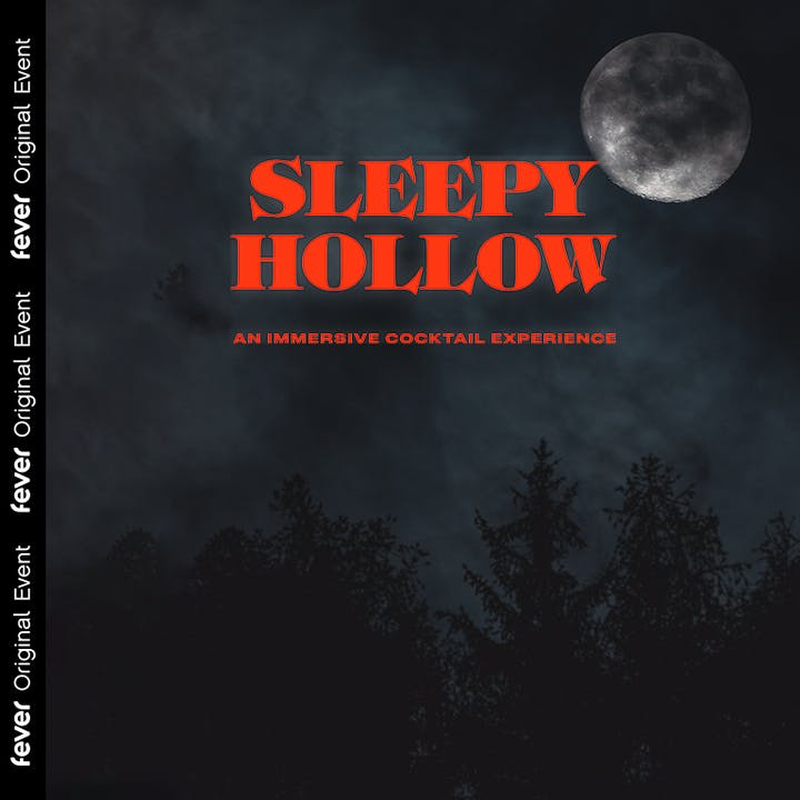 Sleepy Hollow: An Immersive Cocktail Experience
