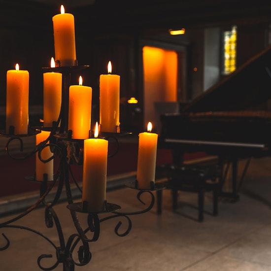 Le quattro stagioni di Vivaldi a luce di candela a St James Piccadilly