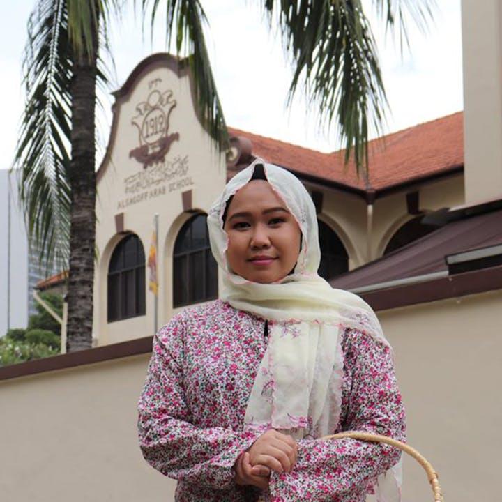 Aminah in Kampong Glam: Guided Walking Tour