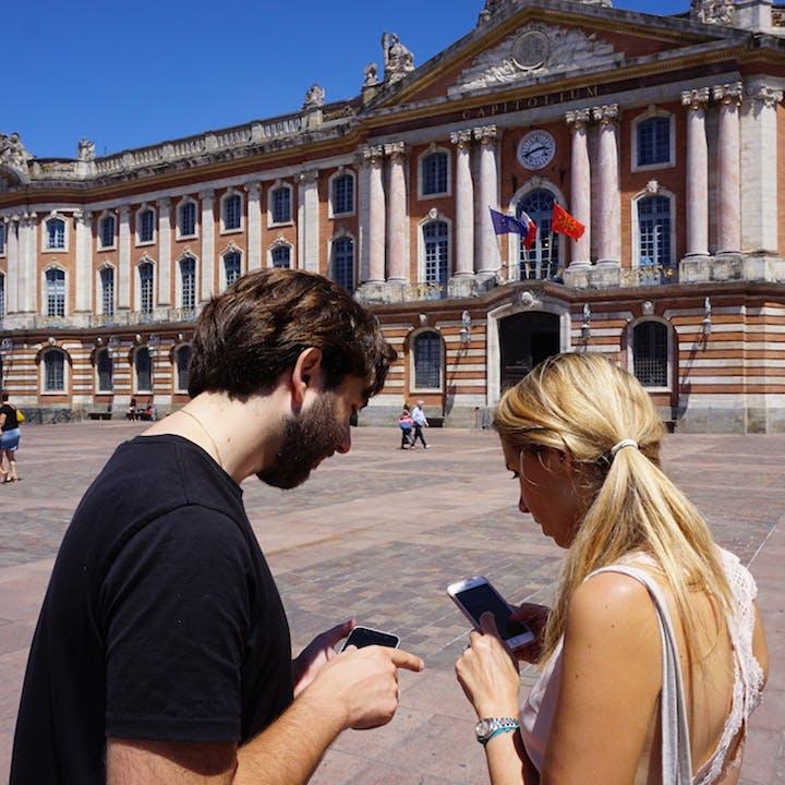 Défi Toulouse : Jeu de pistes urbain dans la Ville Rose !