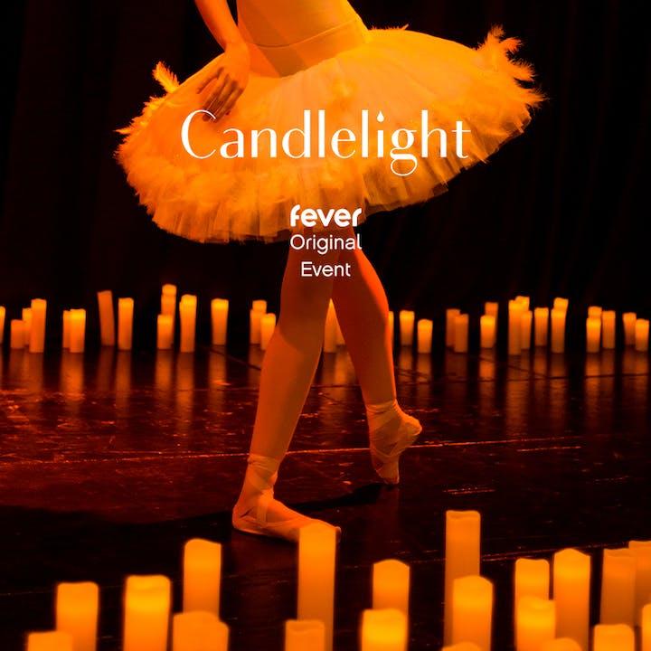 Candlelight Ballet: Lago dos Cisnes de Tchaikovsky à luz de velas