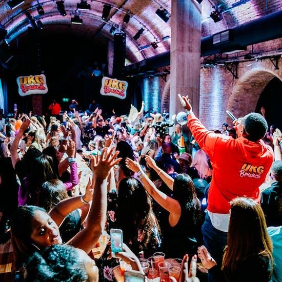 UKG Brunch: 90 Min Bottomless Brunch & Live DJs