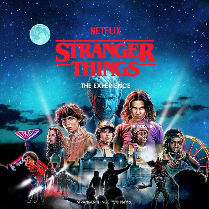 Stranger Things: The Experience – Unlock your power!