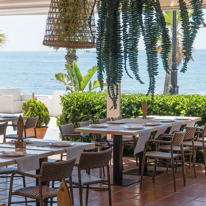 Alabardero Beach Club: menú exclusivo para 1 o 2 personas