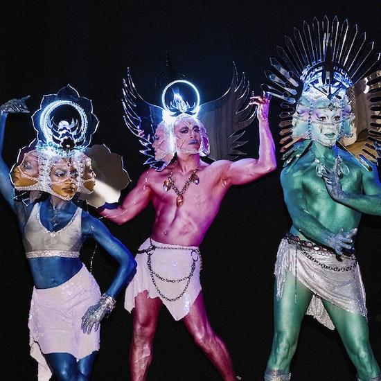 Illumination NYC Light Art Festival