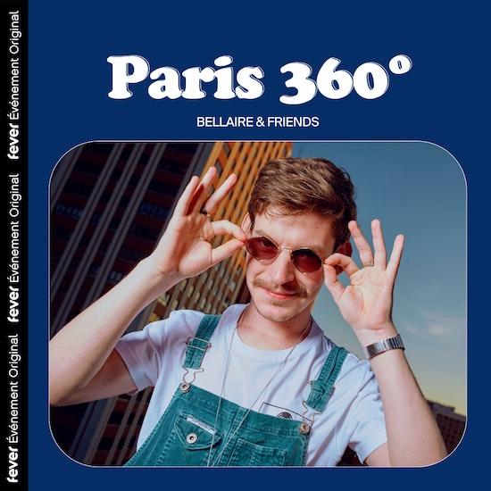 Paris 360° : Soirée électro-house sur le toit de la Grande Arche