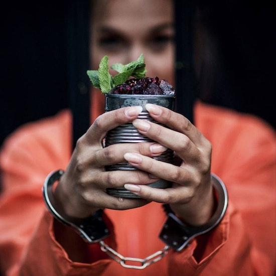 Alcotraz Prison Cocktail Bar