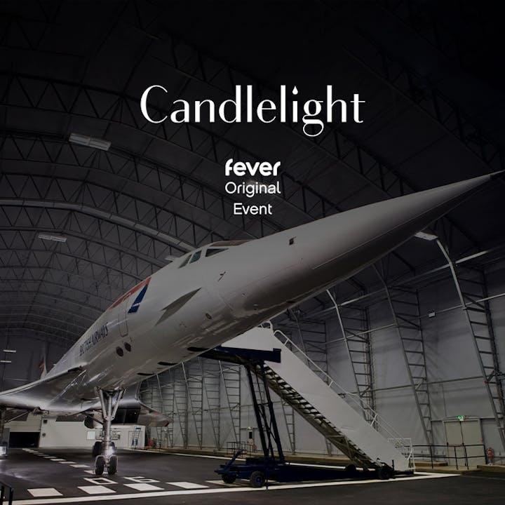 Candlelight Concorde: Movie Soundtracks Under a Plane