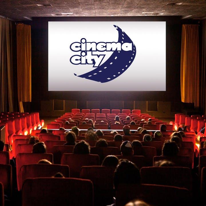 Cinema City: Sacia a tua sede de cinema!