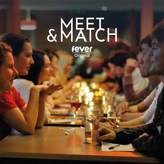 Meet & Match: Citas rápidas 2 a 2 y singles party