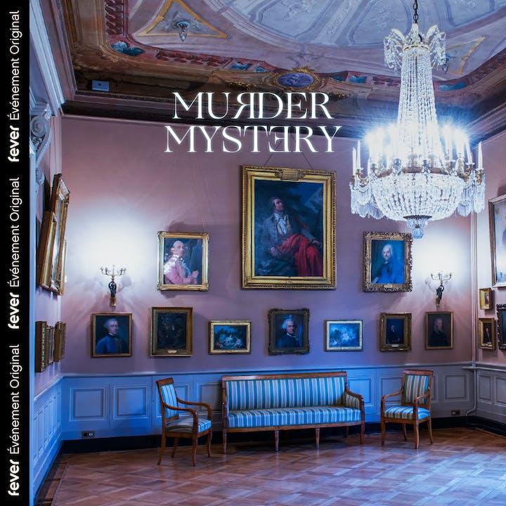 Murder Mystery : Enquête immersive dans le Palais de l'Athénée