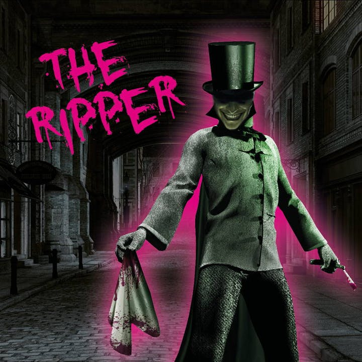 CluedUpp: The Ripper Crime Solving Experience London