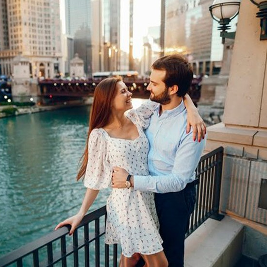 """Guided Tour """"Love Stories of Chicago"""""""