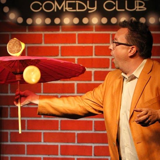 833a6b2ca7e Flappers Comedy Club  Main Room Laughs