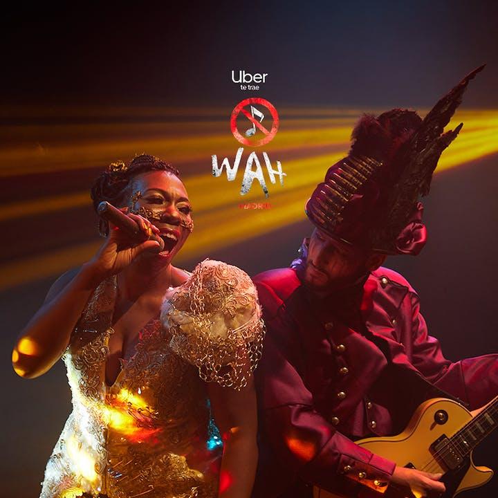 WAH Madrid: el show más espectacular del mundo