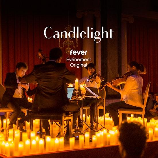 Candlelight: Les 4 Saisons de Vivaldi à la lueur des bougies