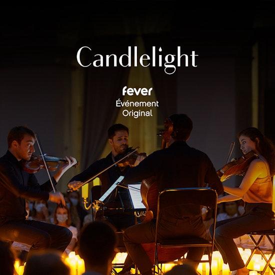 Candlelight : Le meilleur de Beethoven à la lueur des bougies