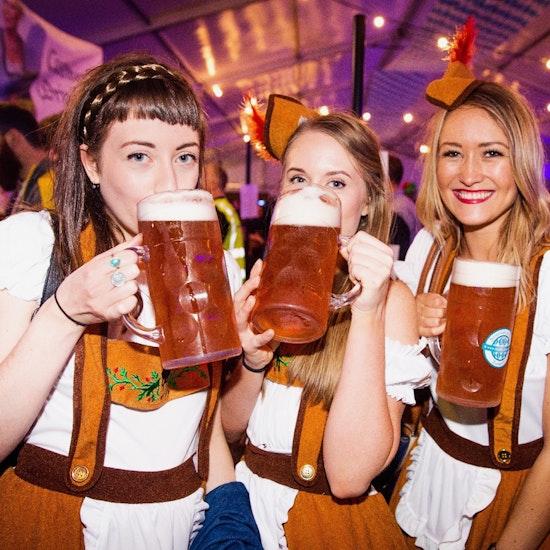 Oktoberfest 2019: Friday Evening